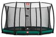 Батут Berg InGround Favorit + Safety Net Deluxe 330