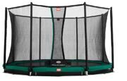 Батут Berg InGround Favorit + Safety Net Comfort 430