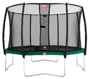 Батут Berg Favorit + Safety Net Deluxe 380