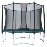 Батут Berg Champion Tattoo + Safety Net Comfort 430