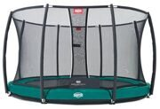 Батут Berg InGround Favorit + Safety Net Deluxe 270