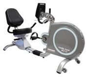 Горизонтальный велоэргометр Monark Cardio Care 927XR Recumbent